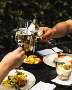 Outdoor Bottomless Brunch At Kindred