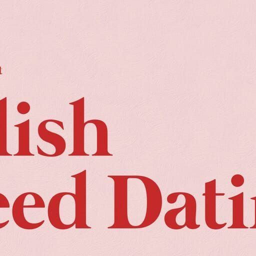 Speed dating august